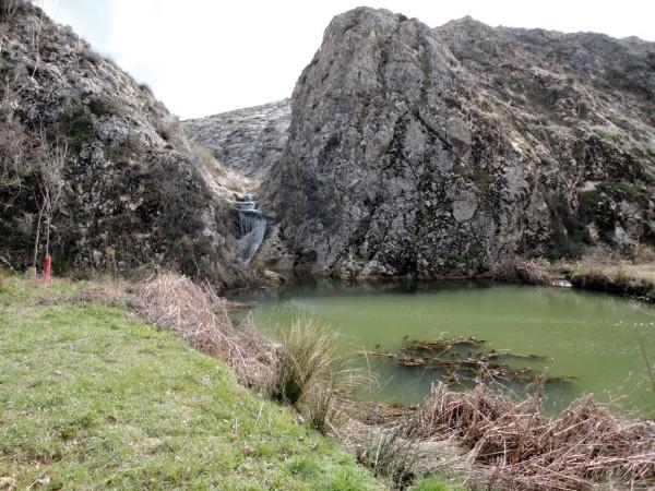 Arroyo en Las Lomas de Pancrudo